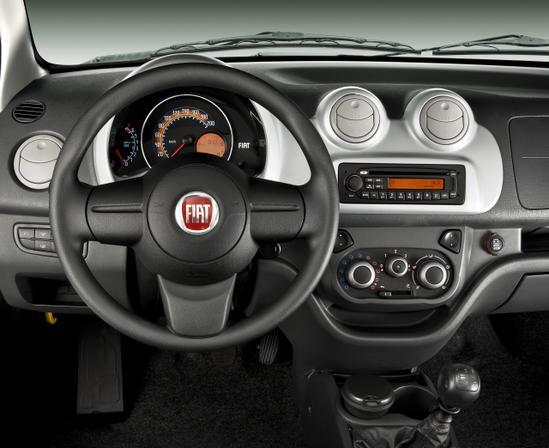 Fiat Uno Nuevo manibela