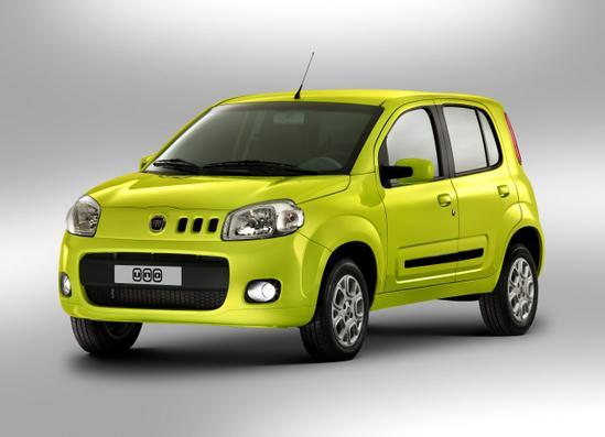 Fiat Uno Nuevo moderno