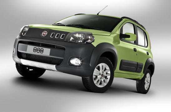Fiat Uno Nuevo diseño