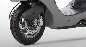 Honda Elite 125 Frenos de disco delantero
