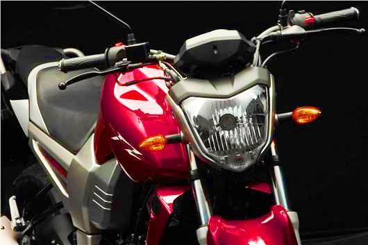 Yamaha Fazer 16 frontal