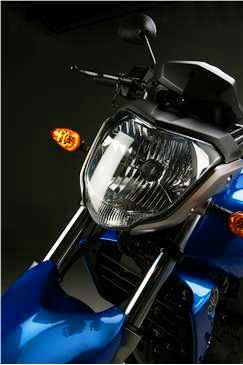 Yamaha Fazer 16 faro halógeno