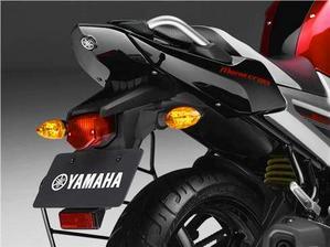 Yamaha Fazer 16 Stop