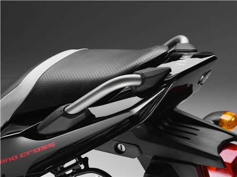 Yamaha Fazer 16 asiento