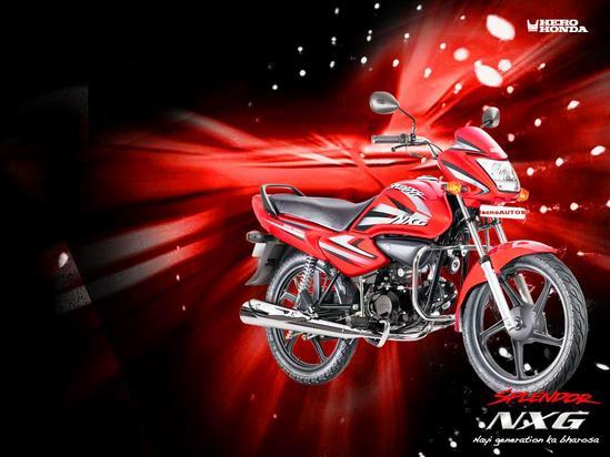 Honda Splendor NXG Nueva