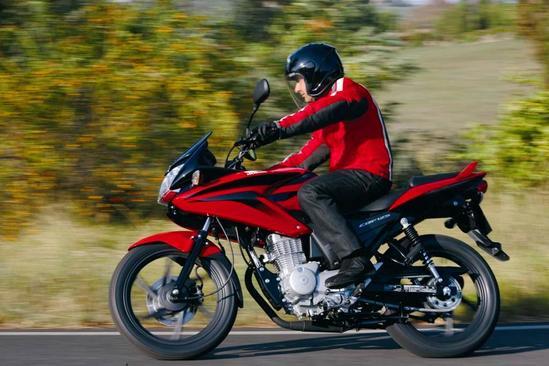 Honda CBF 125 admirala