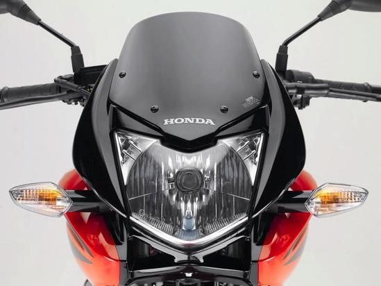 Honda CBF 125 Farola apagada