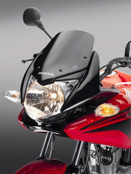 Honda CBF 125 Detalle frontal