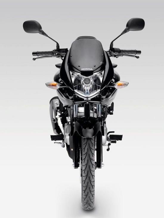 Honda CBF 125 Vista frontal