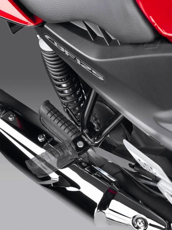 Honda CBF 125 Reposapiés