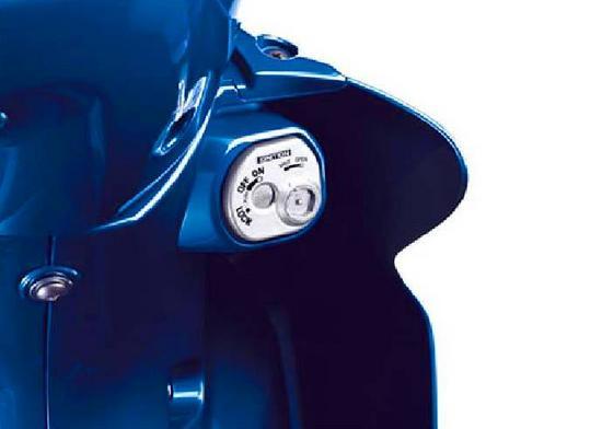 Suzuki Best 125 interruptor de encendido