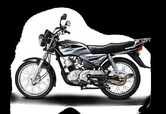 Yamaha Libero 110 más liviana en su clase