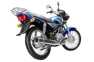 Yamaha Libero 110 azul
