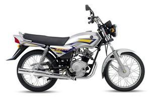 Yamaha Libero 110 gris