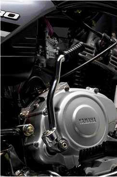 Yamaha Libero 110 arranque