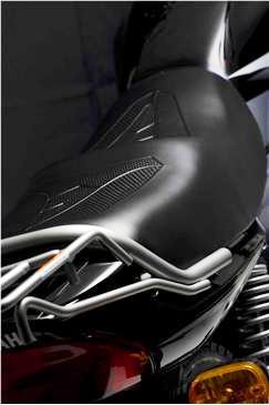 Yamaha Libero 110 sillín