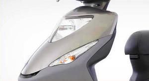 Honda Elite 125 luces