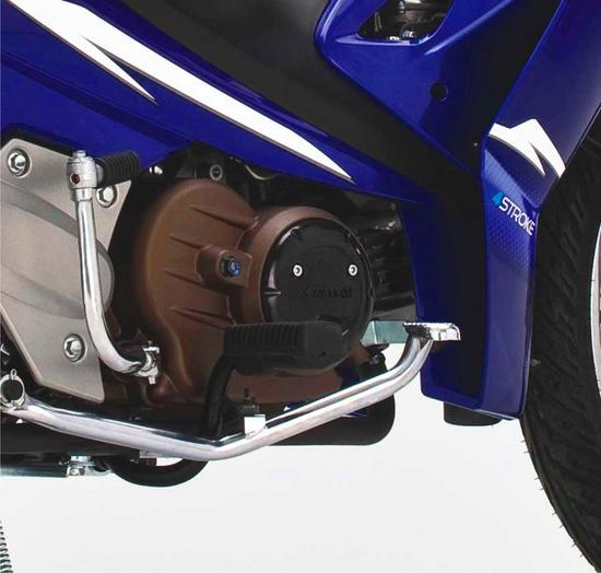Kawasaki Magic 2 Motor