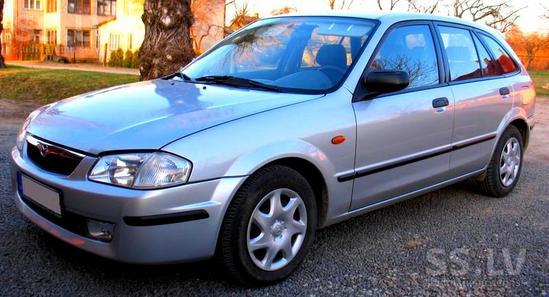 Mazda 323 1800 cc