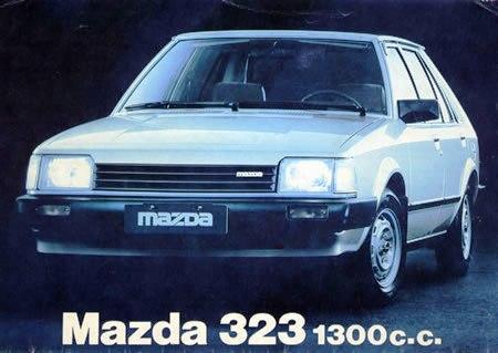 Mazda 323 1300 cc
