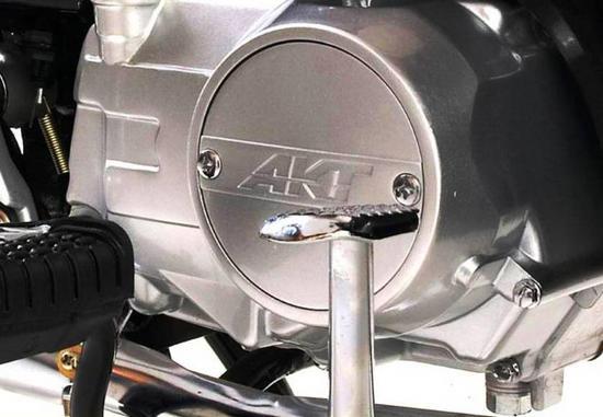 AKT AK 110 S Radio motor