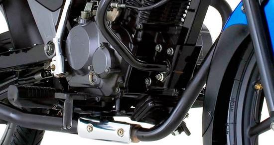Bajaj XCD 125 motor