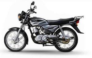 Yamaha Libero 110 negro