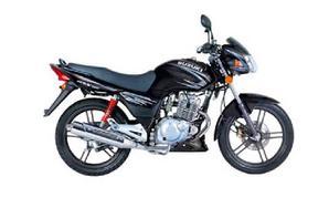 Suzuki GSX 150 negro