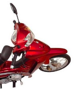 Suzuki Best 125 parte frontal