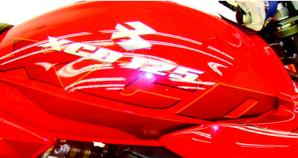 Bajaj XCD 125 Roja