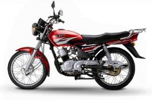 Yamaha Libero 110 Roja