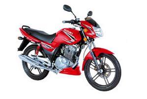 Suzuki GSX 150 rojo