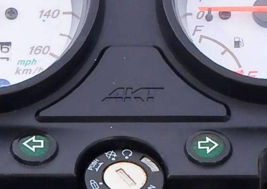 AKT AK 150 EVO Sistema de encendido