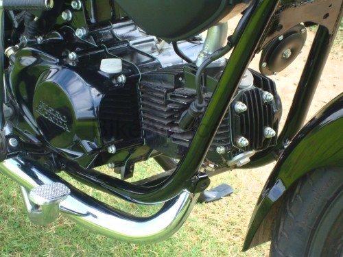 Honda Splendor NXG Motor II