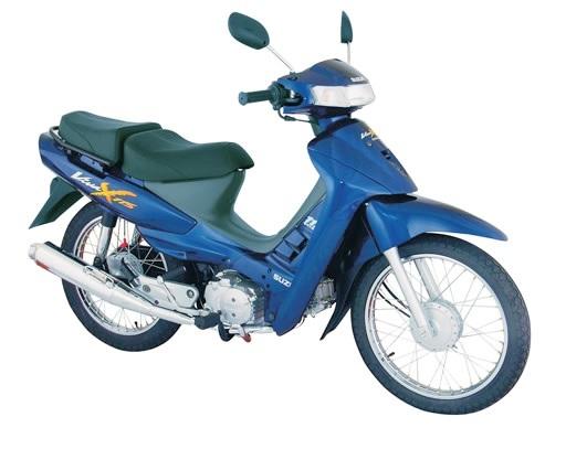 Suzuki Vivax 115 admirala!
