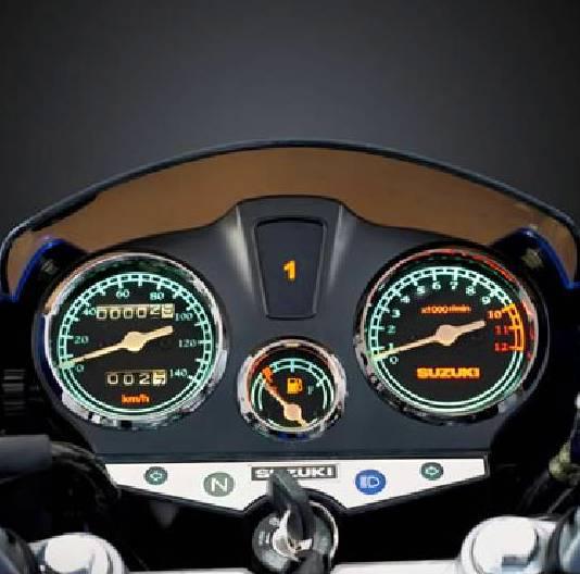 Suzuki GSX 150 tablero de mando