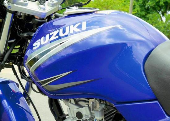 Suzuki GSX 150 tanque