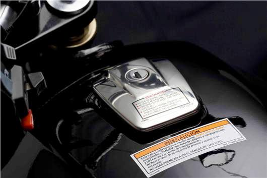 Yamaha Libero 110 tapa de tanque