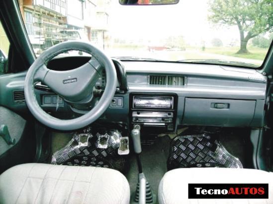 Chevrolet Swift Interior