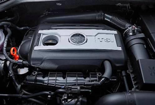 Skoda Yeti motor