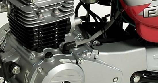 Auteco Bajaj C 100 Motor