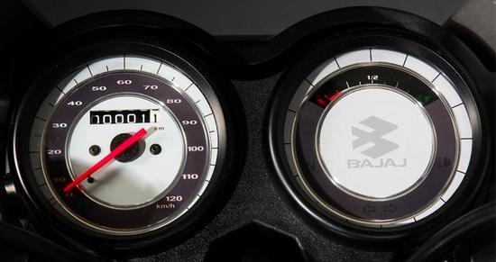 Auteco Platino 100 velocimetro