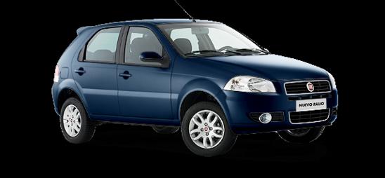 Fiat Palio Color metalizado Azul navona