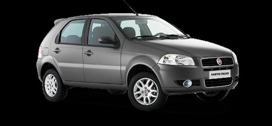 Fiat Palio Color metalizado Gris orione