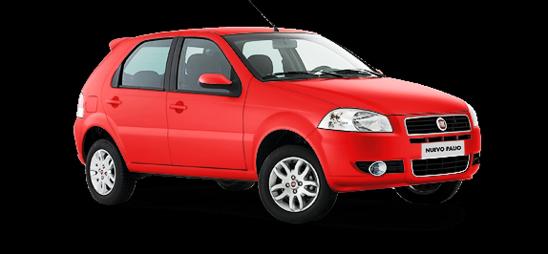 Fiat Palio Color pastel