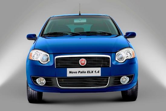 Fiat Palio frontal
