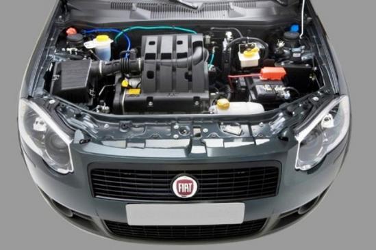 Fiat Palio Motor