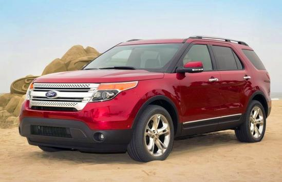 Ford Explorer wallpaper4