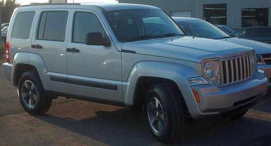 Jeep Cherokee cuarta generacion 2007-2011