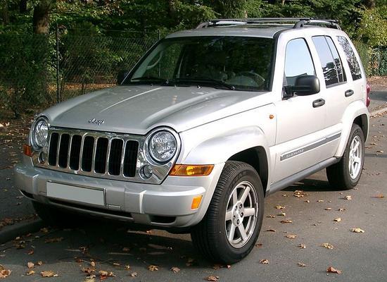 Jeep Cherokee tercera generacion 2002-2007